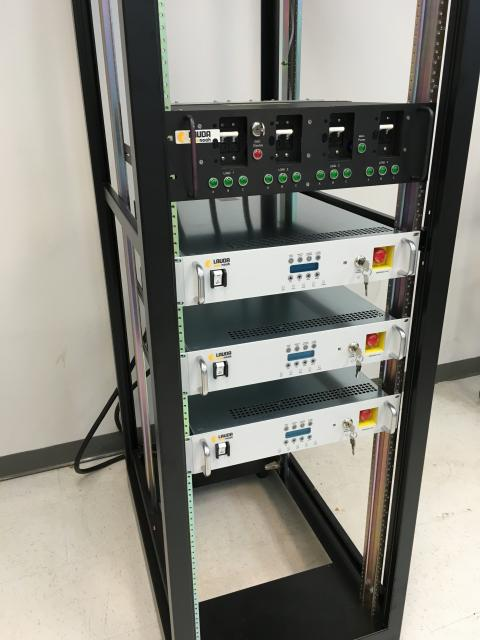 PSC Shared Rack